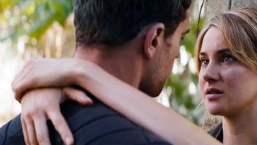 The Divergent Series Allegiant (2016)