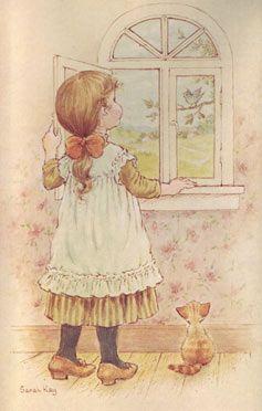 """Houve um tempo em que as meninas se divertiam trocando figurinhas.   Houve um tempo em que tudo era """"exato"""".   Perde-se o tempo.   Mas ..."""