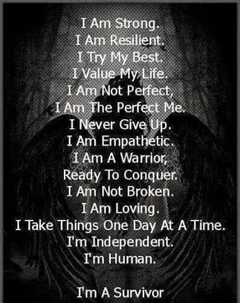 I Am With Images I Am A Warrior