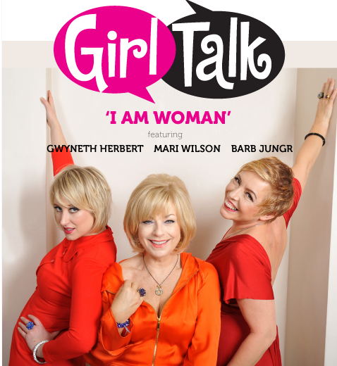 Girl Talk Gwyneth Herbert Mari Wilson Amp Barb Jungr I