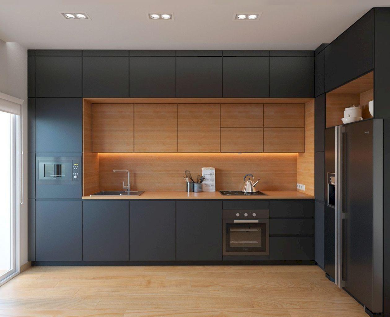 32 Modern Minimalist Kitchen Remodel Ideas