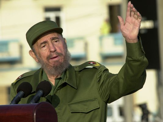 Fidel Castro: Among world's most influential leaders for a half-century #cubanleader