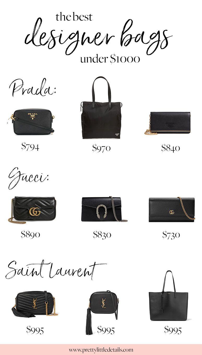 Best Designer Handbags Under 1000 With Images Designer