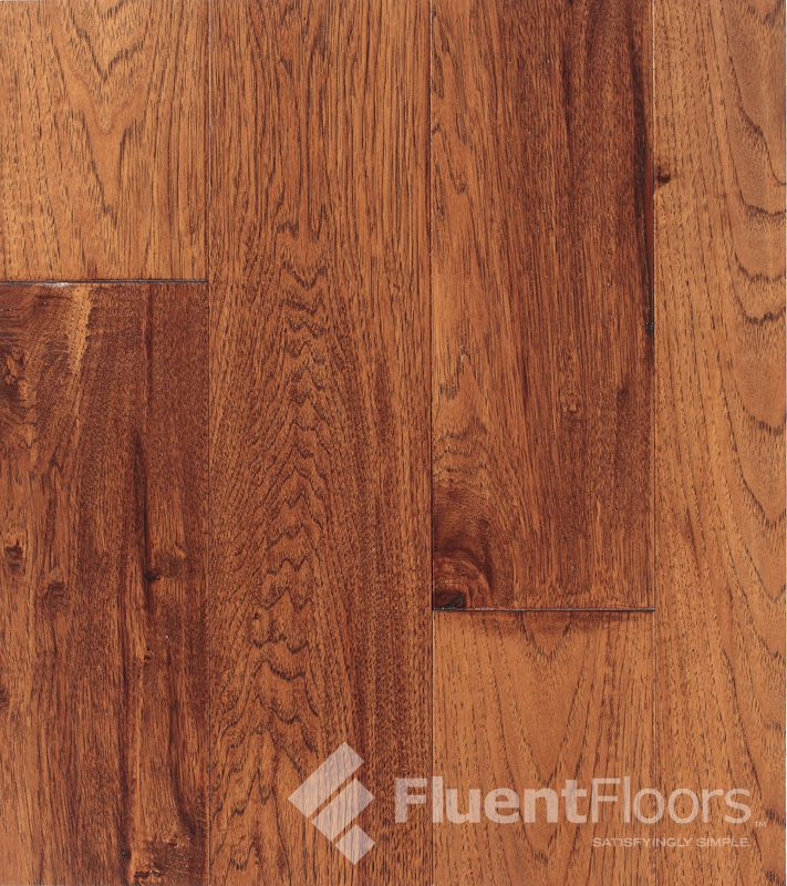 Sh05 Saddle Hickory Part Of Our Solid Hand Scraped Collection