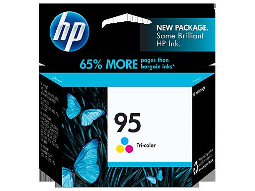 HP Original Ink Cartridge 664 TRICOLOR + 664 XL BLACK F6V31AL F6V28AL