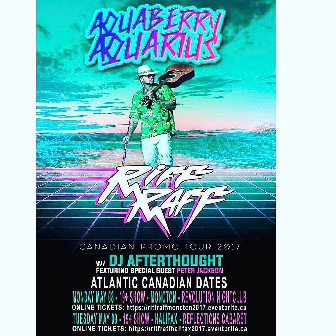 Riff Raff Tonight At Reflectionscabaret Also Potential Hug