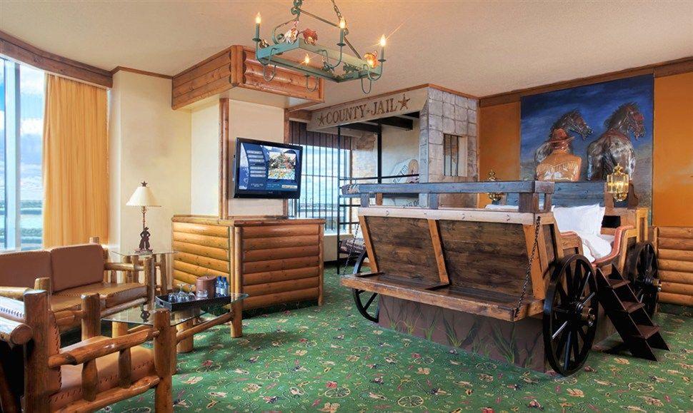 West Edmonton Fantasyland Hotel Rooms