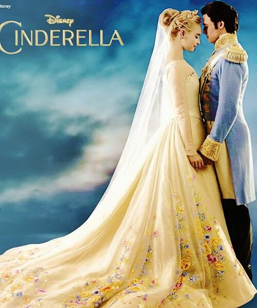 Richard Madden And Lily James In Cinderella 2015 I Can't
