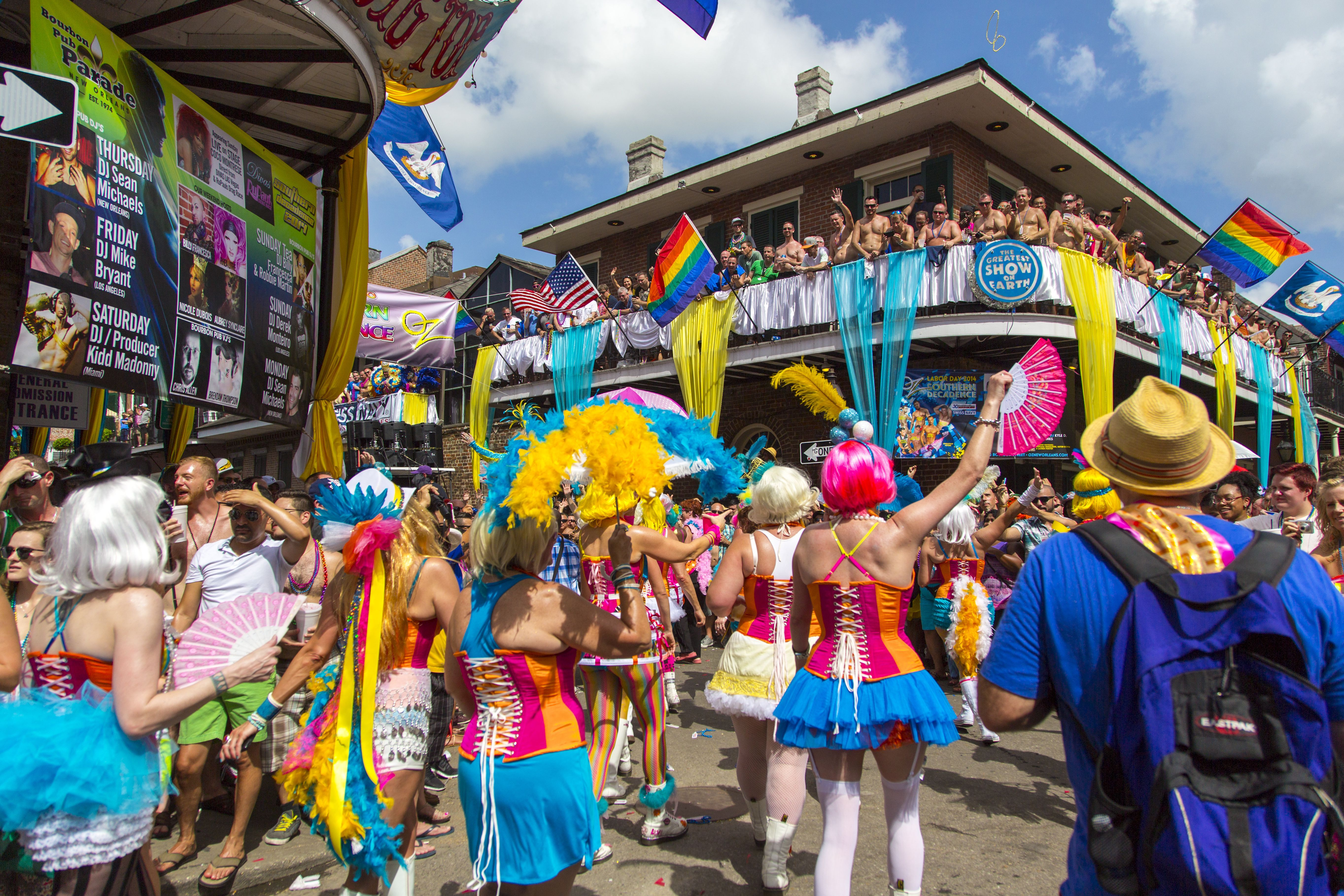 September in New Orleans Weather and Event Guide New