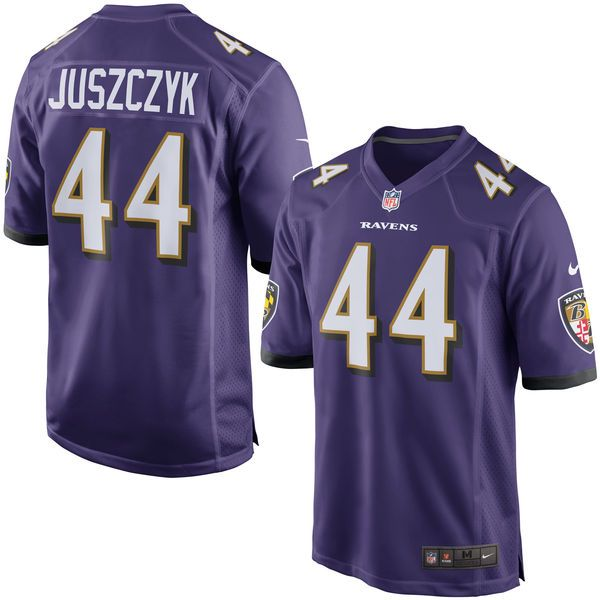 adfe8be82 Kyle Juszczyk Baltimore Ravens Nike Youth Game Jersey - Purple -  44.99