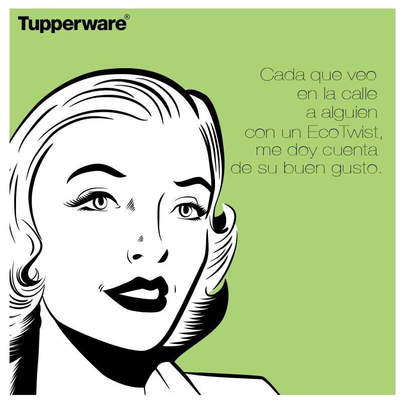 Somos Fans Del Ecotwist Tupperware Casa Tupperware Disenos De Unas Disenos De Casas