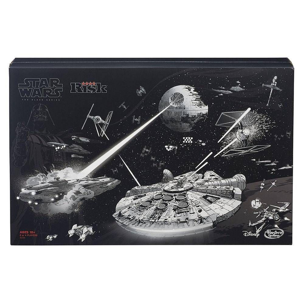 Star Wars The Black Series Board Game Risk *English