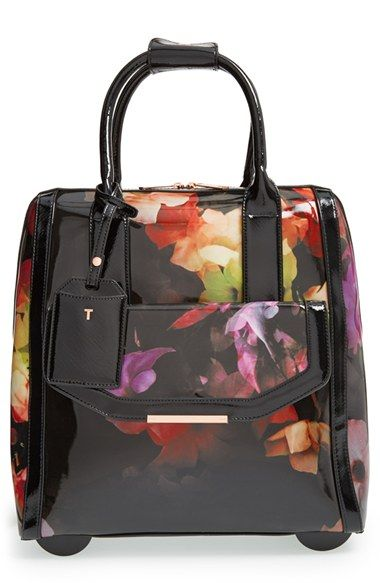 9ec6a381d Ted Baker London  Connie - Cascading Floral  Travel Bag available at   Nordstrom