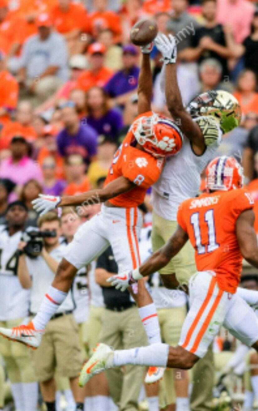 Pin By Booker Barrus On Cool Funny Stuff In 2020 Clemson Tigers Clemson Terrell