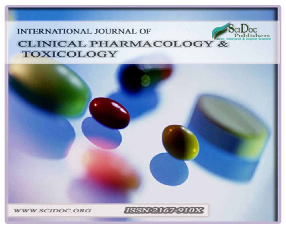 SciDoc Publishers invites proposals for Special Issues. Qualified scientists/researchers throughout the world are encouraged to organize and guest edit Special Issues in their expertise areas within the journal of Clinical Pharmacology & Toxicology. http://scidoc.org/IJCPTSpecialIssues.php