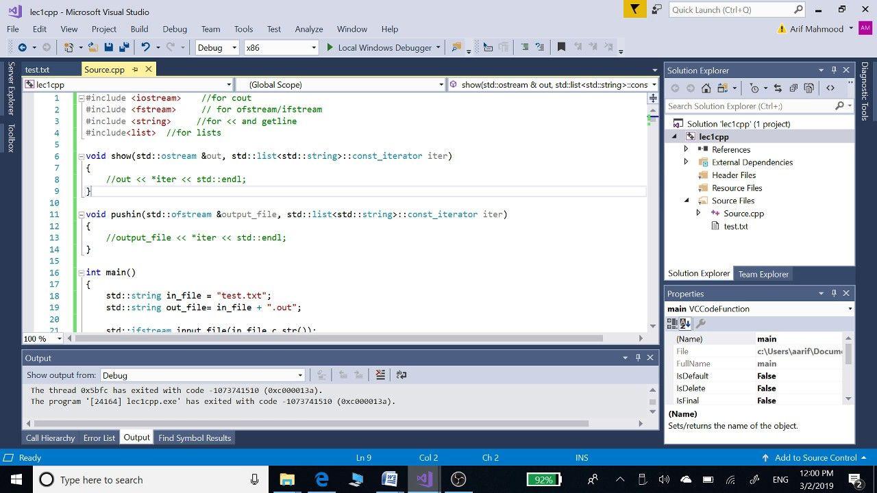 Iterator Ienumerator In C And C As Function Method Parameters