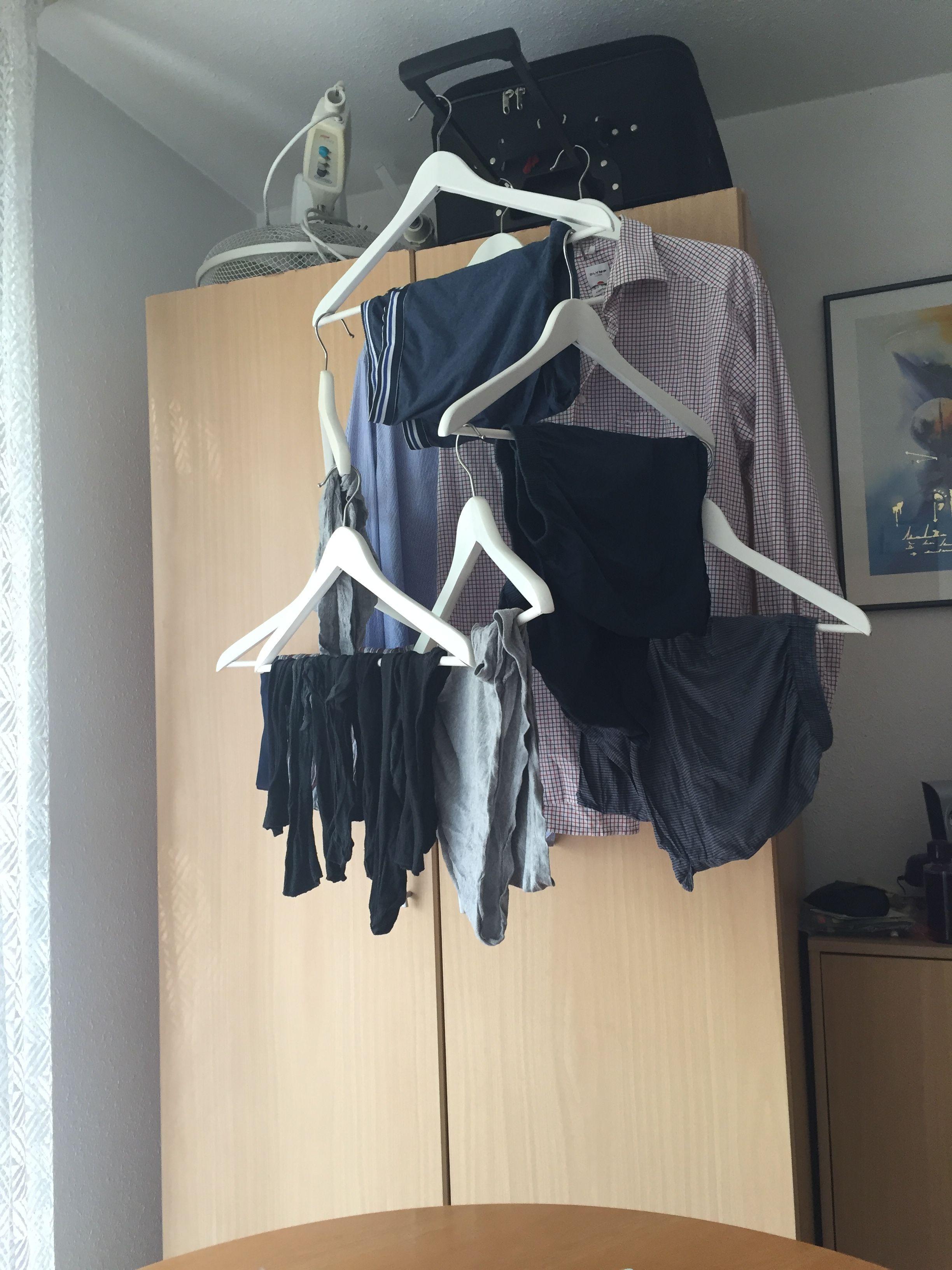 kleider aufhängen auf reisen | kleider, ideen, aufhängen