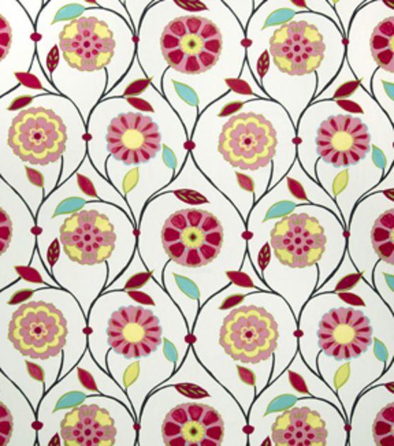 Home Decor Print Fabric Eaton Square Seashore Tropical Floral/Foliage