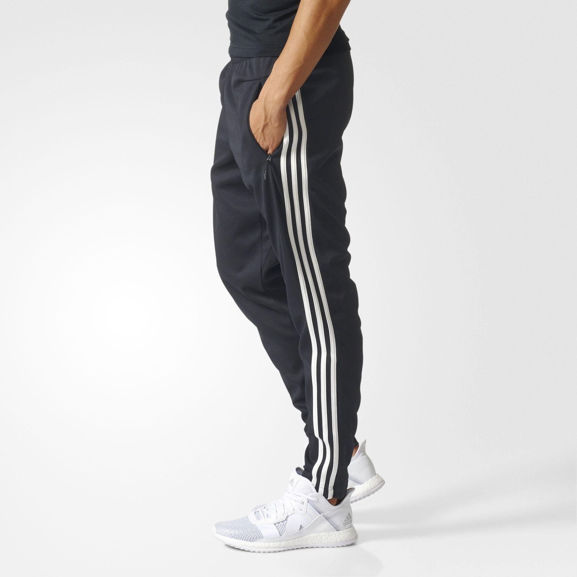 Adidas 3 Spodnie Pants Yo Stripe Stripes Tiro Pinterest rEPqr