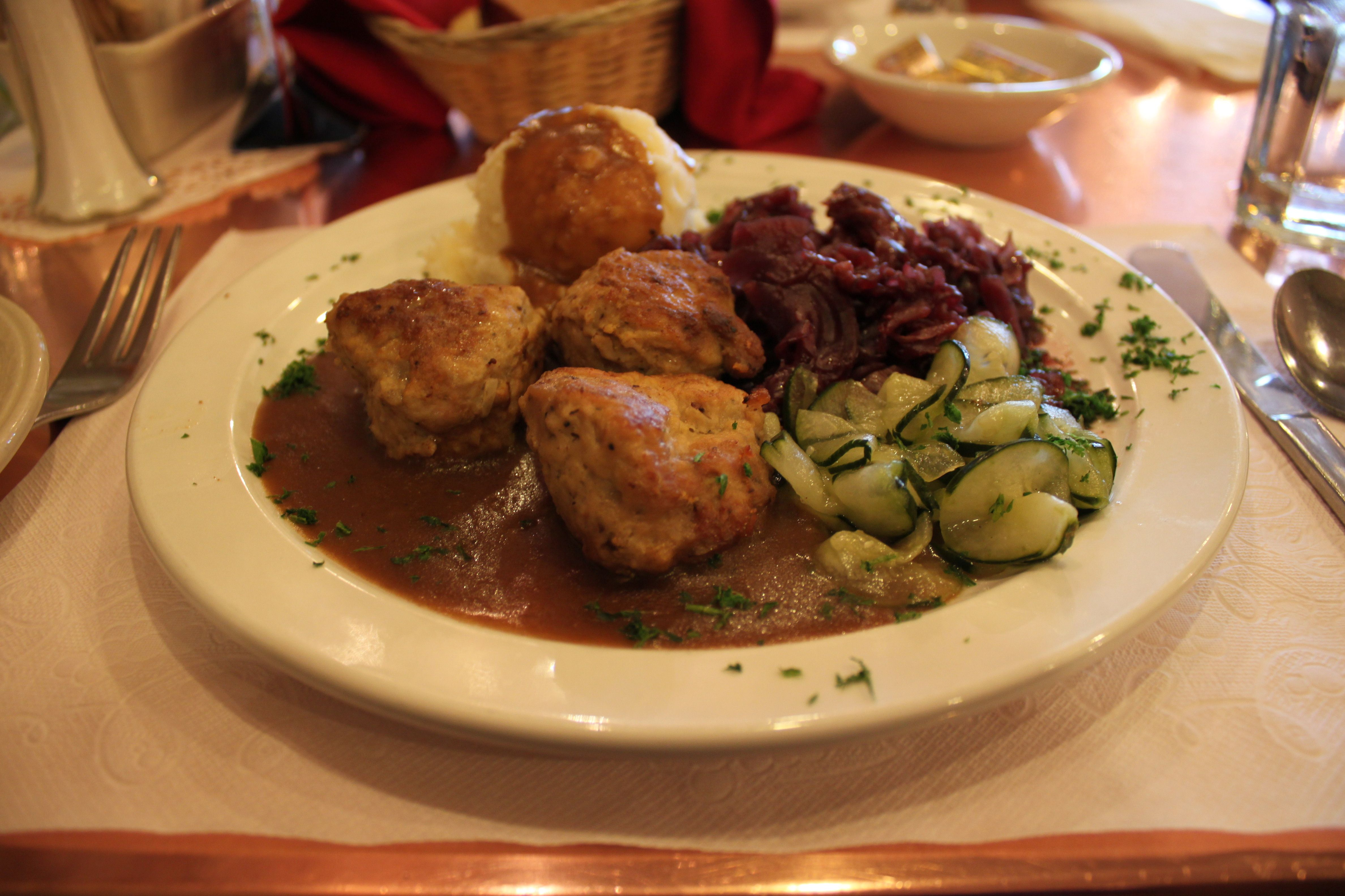 Frikadellar (Danish Meat Balls) | Food Adventures | Pinterest