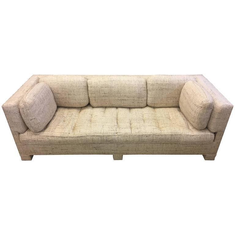 Original Iconic Billy Baldwin Sofa Furniture Sofas