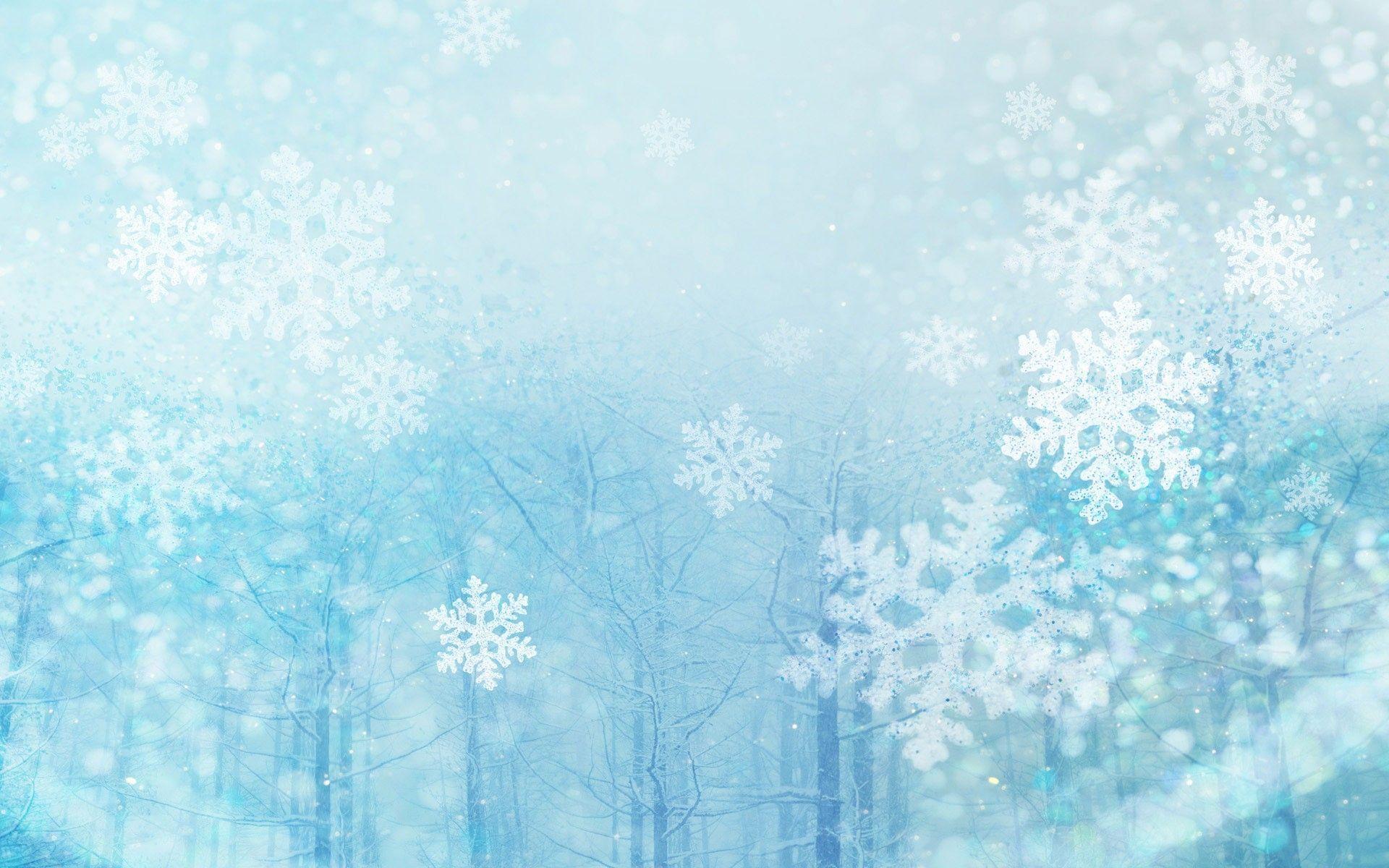 snowflake wallpaper iphone - photo #22