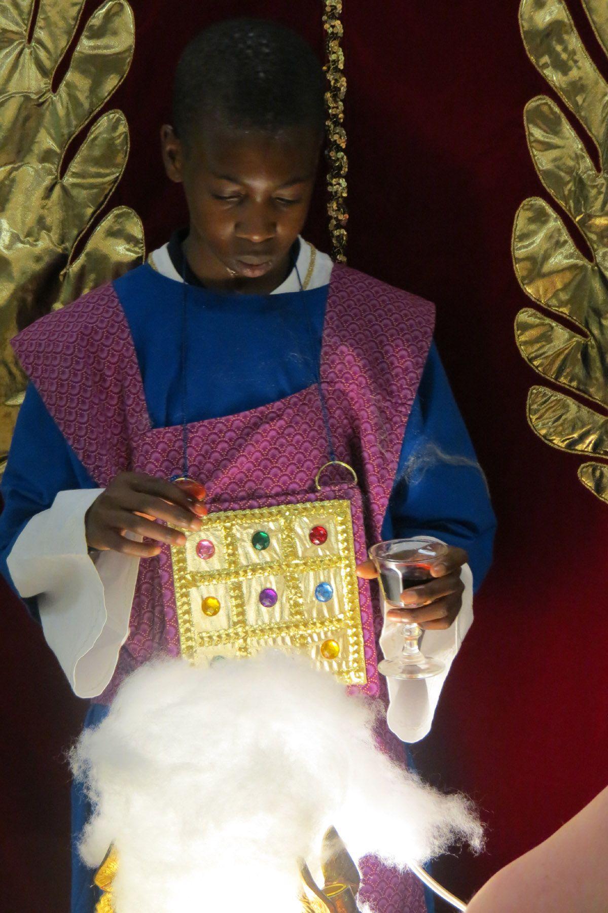 Tabernacle High Priest SundaySchoolist