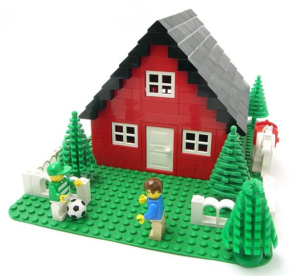 We'll build a Lego house | Legos | Pinterest | Lego house, Lego and ...