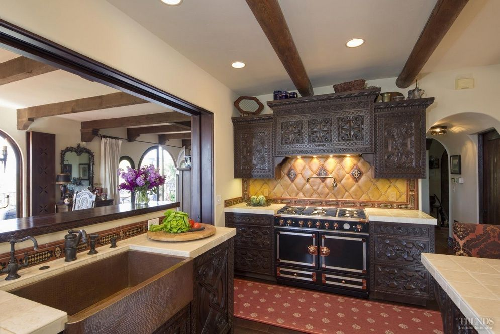 spanish colonial kitchens - Google Search | Kitchens | Pinterest ...