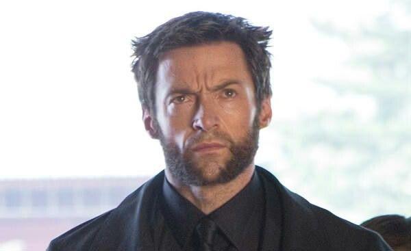 Pin By Gavrila Bianca On Hugh Jackman In 2020 Wolverine Hair Men Haircut Styles Beard Hairstyle