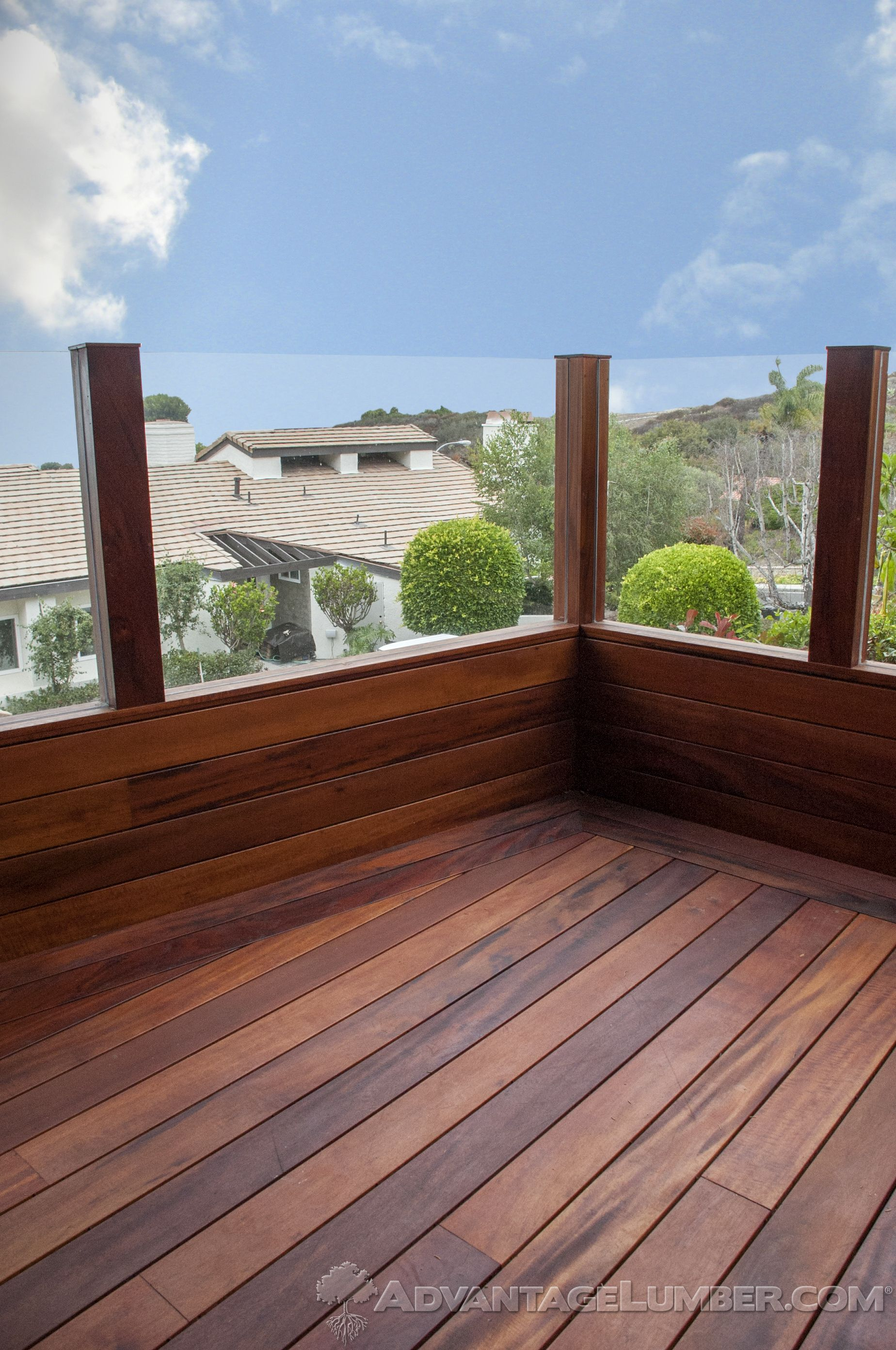 Plastic Sheets For Boat Floors Building A Deck Decks Backyard Deck Design Plans