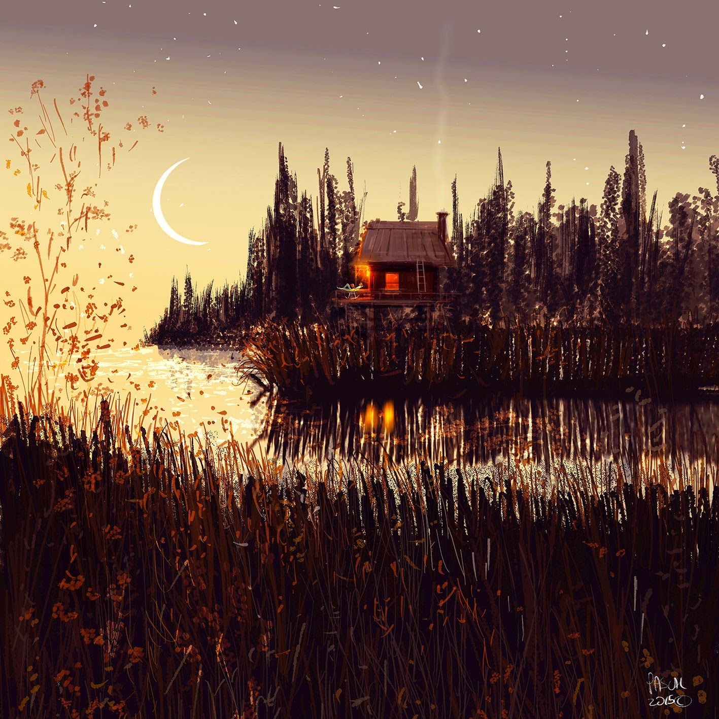 Pascal Campion  Off The Grid