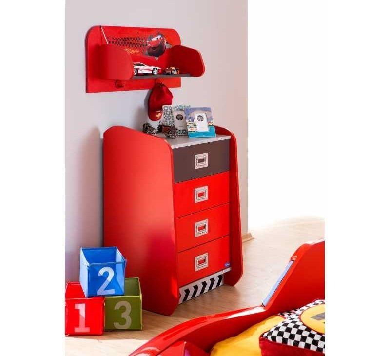 Etagere Cars Rouge En 2020 Rangement Chambre Enfant Chambre Enfant Rangement Chambre