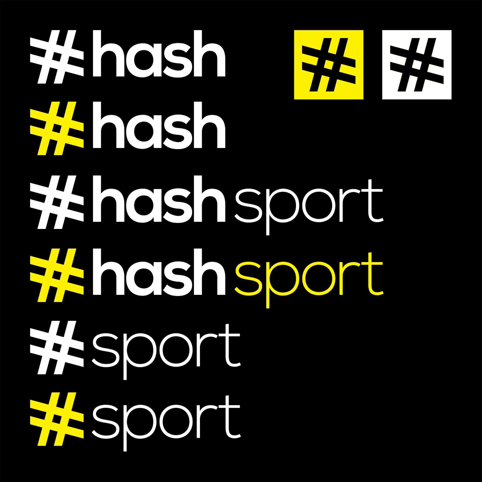 hash is a clothing brand focused on contemporary sports