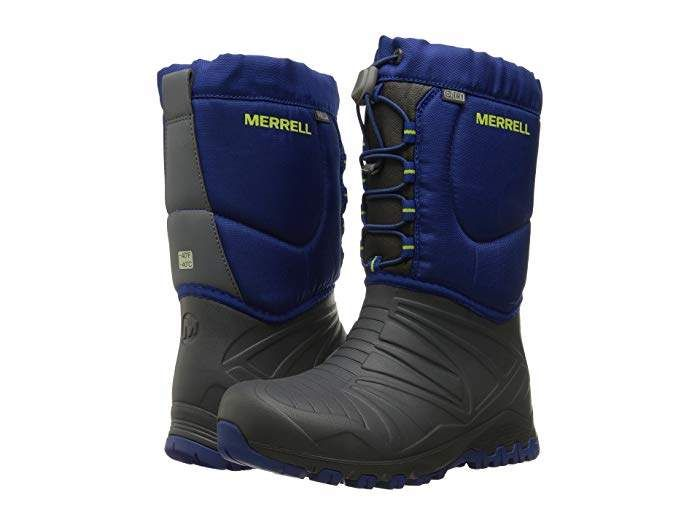 6349f128342fc Merrell Snow Quest Lite Waterproof (Little Kid) in 2019 | Products ...