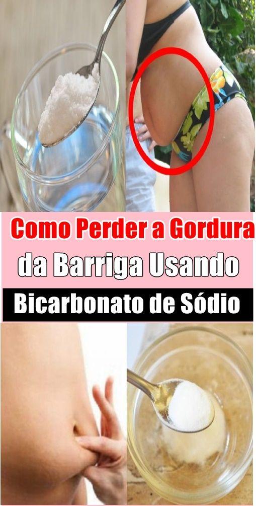 Como Perder a Gordura da Barriga Usando Bicarbonato de ...