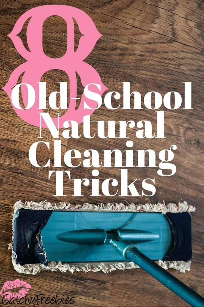 The Chinese New Year is here! To celebrate, let's clean house with these 7 old-school natural cleaning tips! #ThrowbackThursday