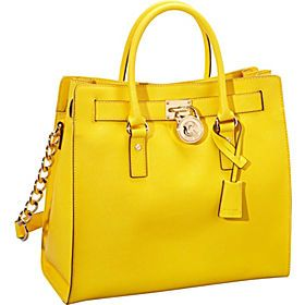 Michael Kors Yellow Tote Spring Get A 20 Studentrate