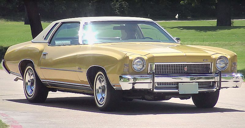 1973 Chevrolet Monte Carlo Sport Coupe Video Walkaround