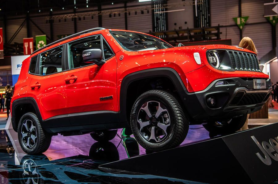 Jeep Renegade Plug In Hybrid Revealed With Images Jeep Renegade Jeep Jeep Suv