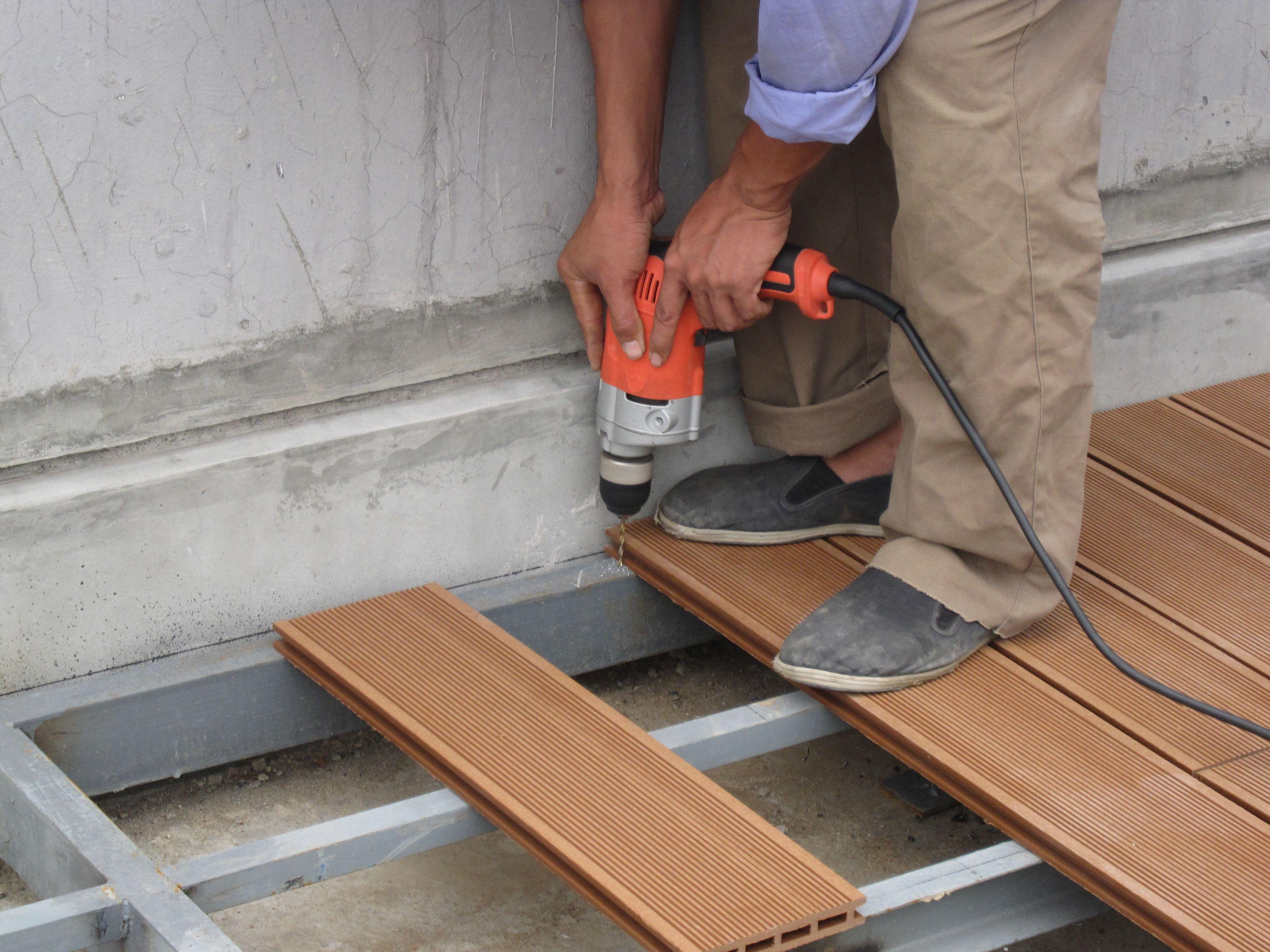 patio flooring wood patio floor coverings