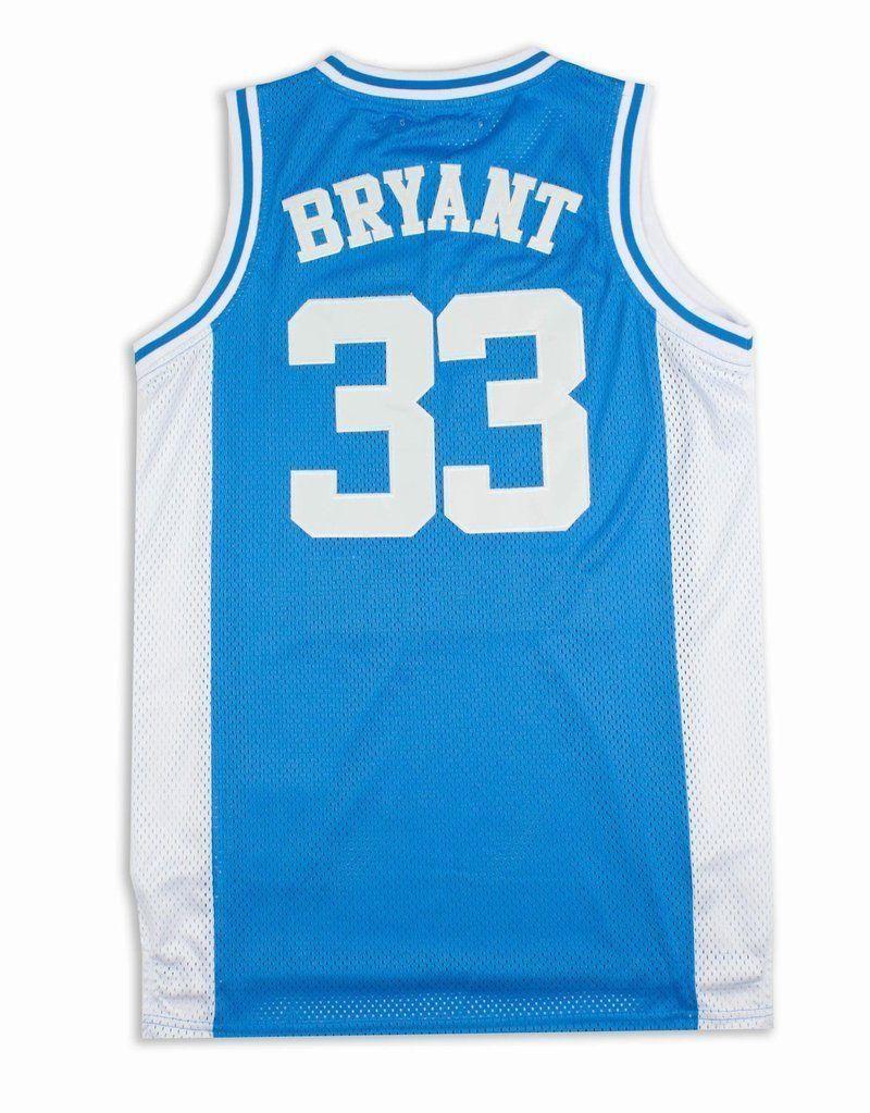 premium selection d7e11 31b39 Kobe Bryant Lower Merion Headgear Men's Blue High School ...