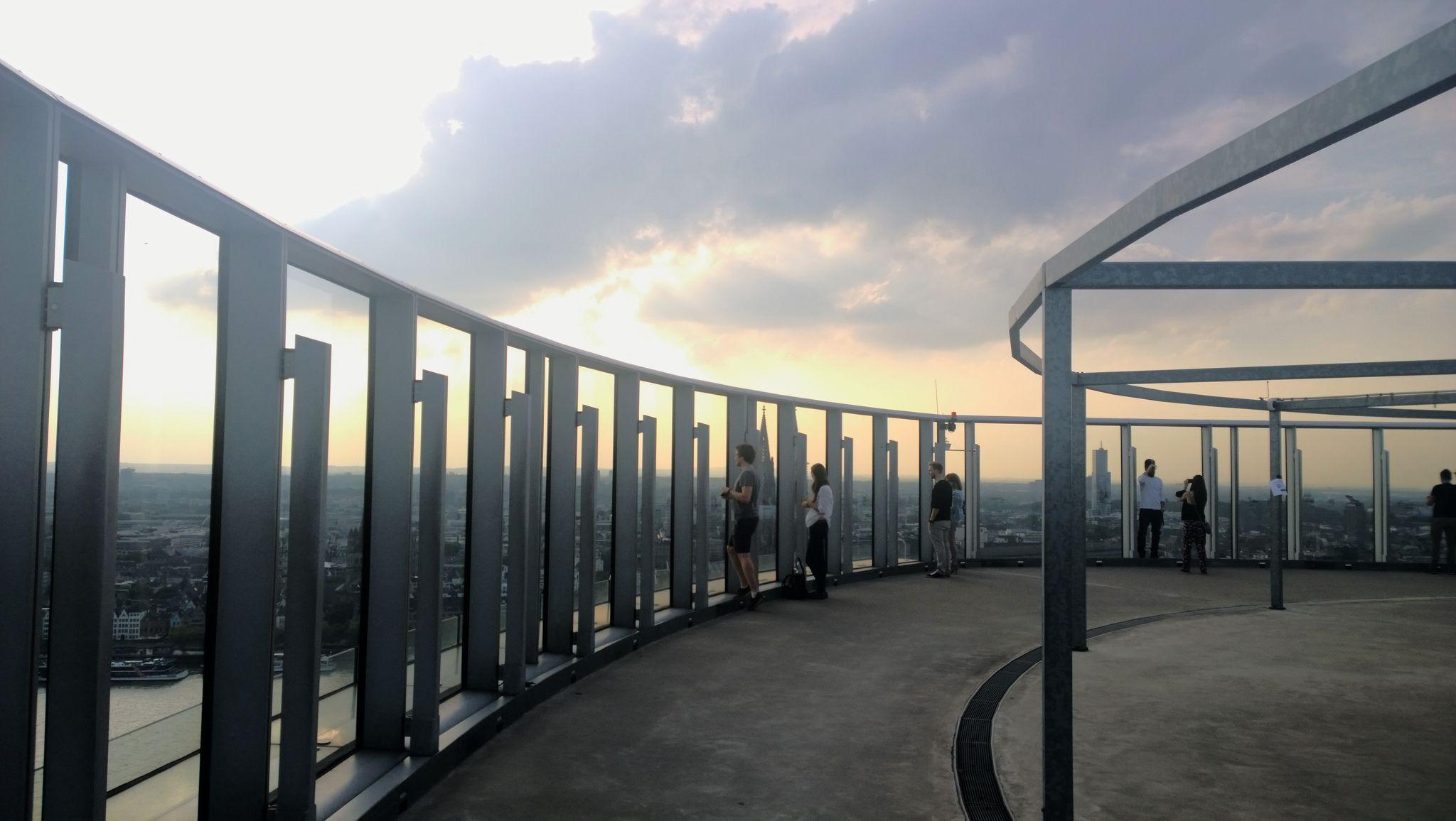 Triangle Cologne - Observation Deck