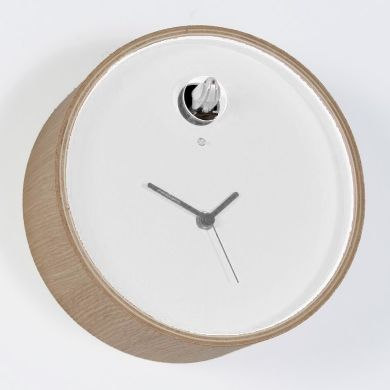 Cuckoo Plex Horloge design Diamantini & Domeniconi | wall clocks ...