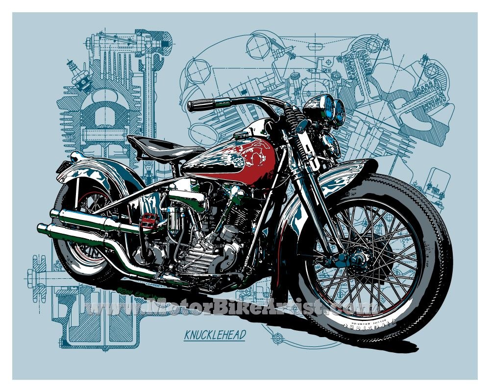 Uncategorized Motorcycle Pictures To Print pin by on wrrbike artflowww pinterest harley knucklehead motorcycles motorbikes biking ideas