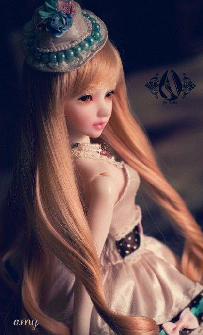 Amy #bjd #doll