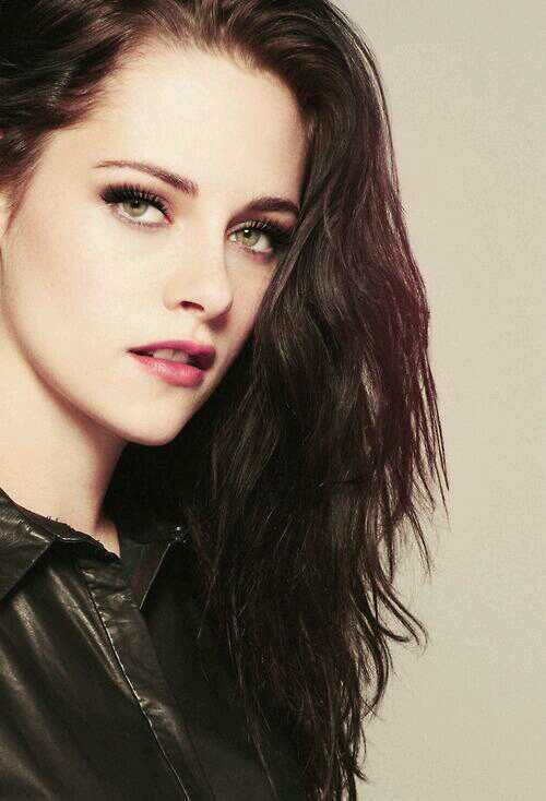 Kristen Stewart Black Hair Tumblr