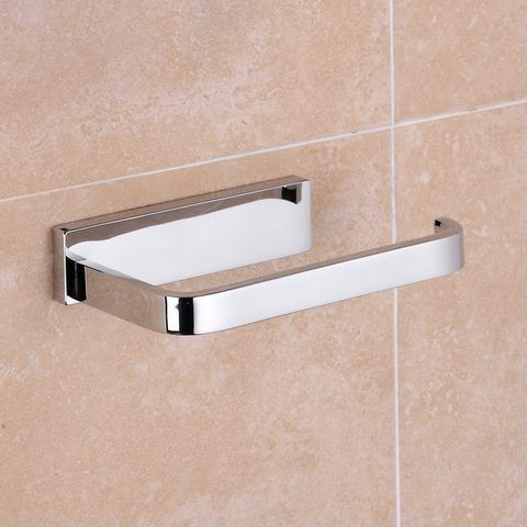 This Stylish Esme Toilet Roll Holder Will Bring An Air Of Class To Unique Chrome Bathroom Accessories Inspiration Design