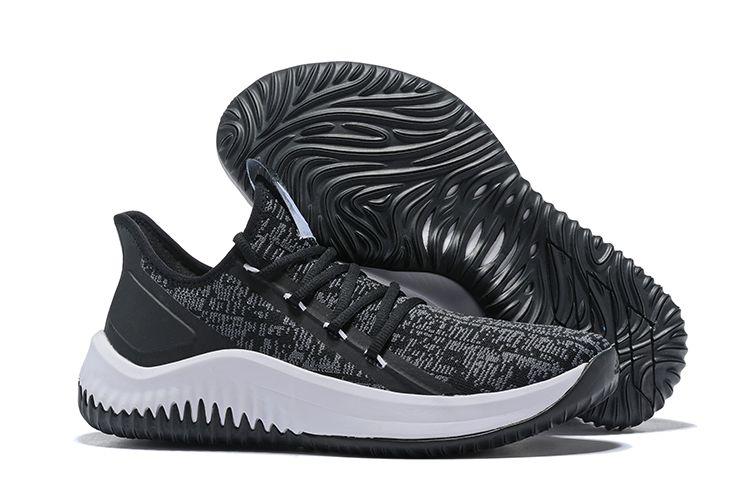 adidas Dame D.O.L.L.A. Core Black Carbon-Solid Grey-White AC6911 Men s  Sneakers 11deb5efc