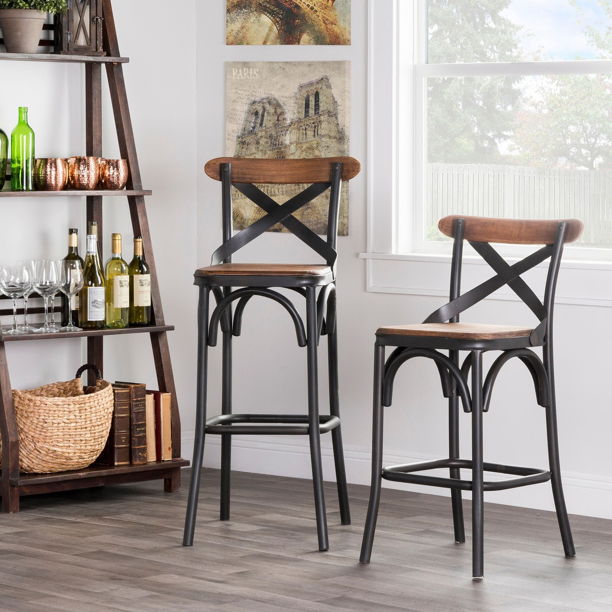 Bentley 24 Inch Counter Stool By Kosas Home House Ideas